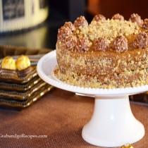 Caramel Cake Main