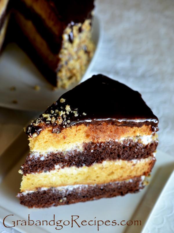 Dayandnight cake