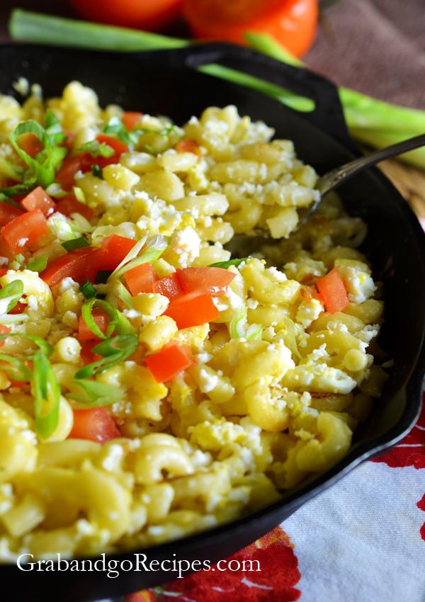 Breakfast pasta II