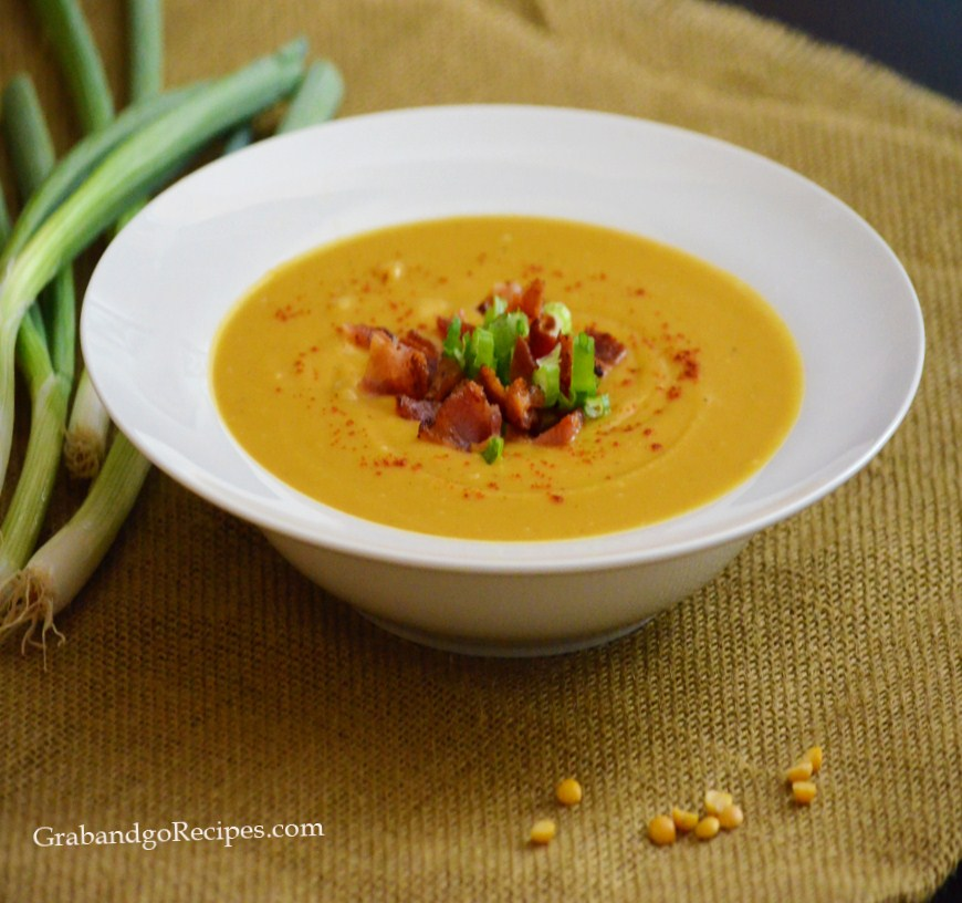 Creamy Red Peas Soup main
