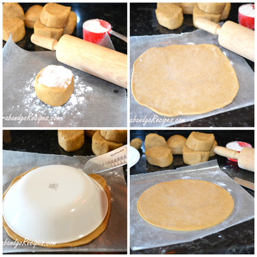 Honey cake steps 2