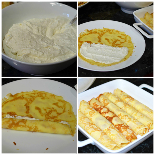 creamy crepes steps