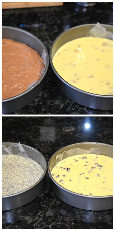 Black prince cake steps4