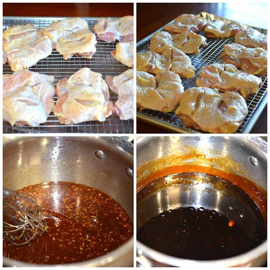 Chicken Teriyaki 4