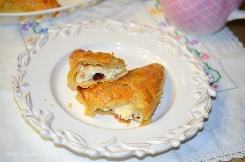 Farmers cheese turnovers 3