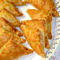 Farmers cheese turnovers 4
