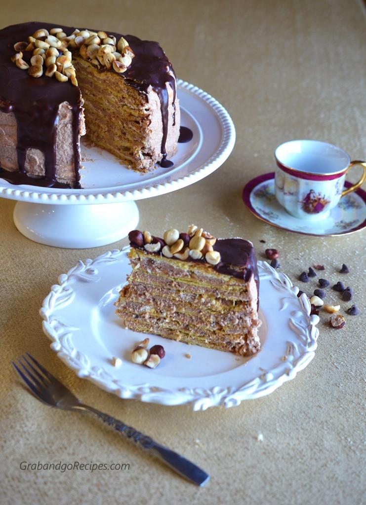 Cake Markiza 1