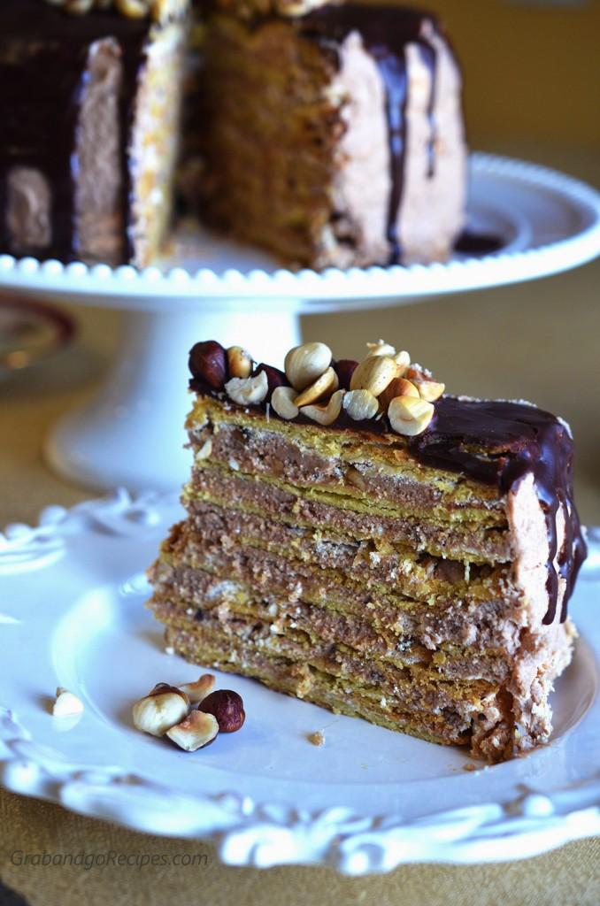 Cake Markiza 2
