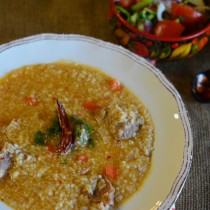 Bulgur recipe 1