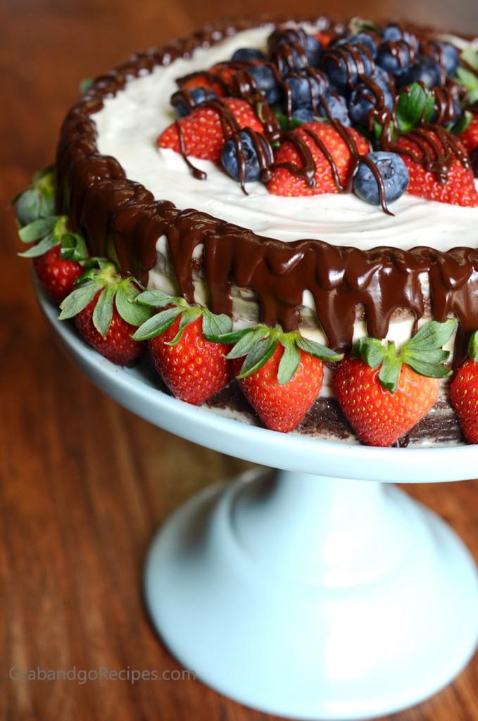 smetannik cake