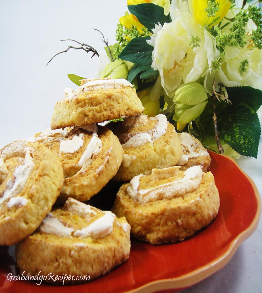 Breakfast Ricotta Roses