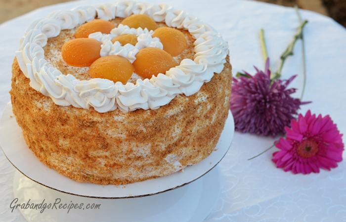 how to make white sponge cake