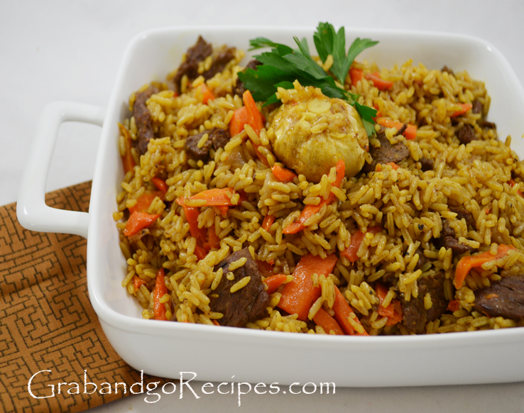Plov (Uzbek Rice Pilaf) Recipes — Dishmaps